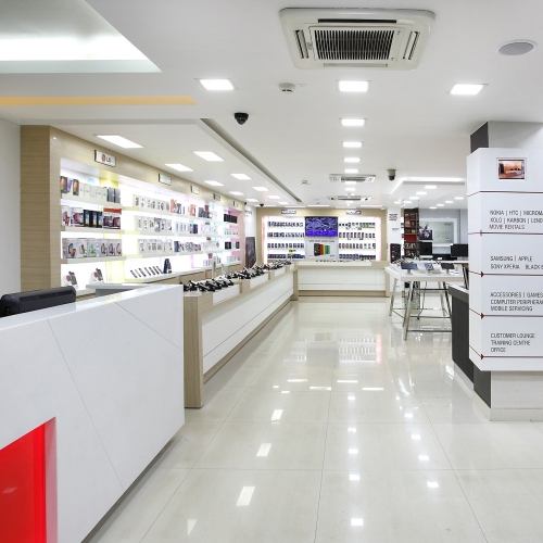 Commercial Office Interior In Chennai Low Budget Provider
